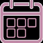 Terminplaner Icon bei Weinsberger Rosenkulturen GbR